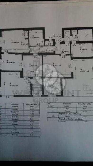 Apartament 5 camere Pache Protopopescu 3