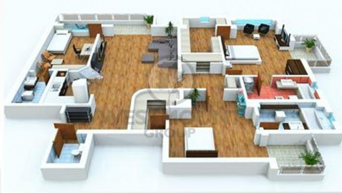 Apartament 4 camere Dorobanti (Floreasca) 15