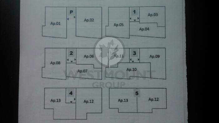 Vanzare apartament 4 camere Casa Presei
