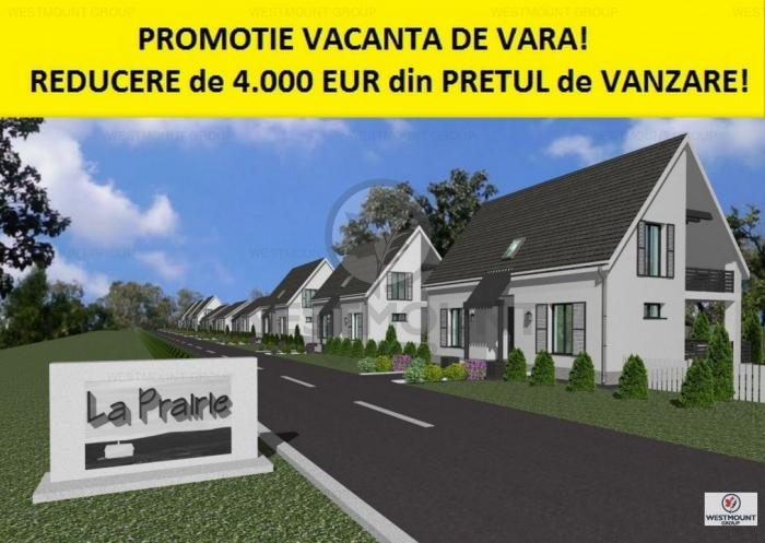 Casa / Vila 4 camere Balotesti