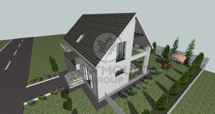 Casa / Vila 4 camere Balotesti 3